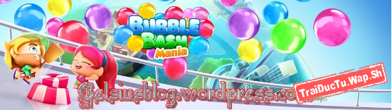 Game Java Bubble Bash Mania Gameloft - Bắn Bóng Vui Nhộn
